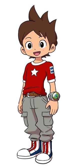 Nate Adams (Yo-Kai Watch)