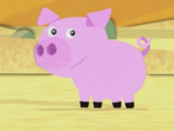 Pig (Super Why the Cowgirl Mystery)