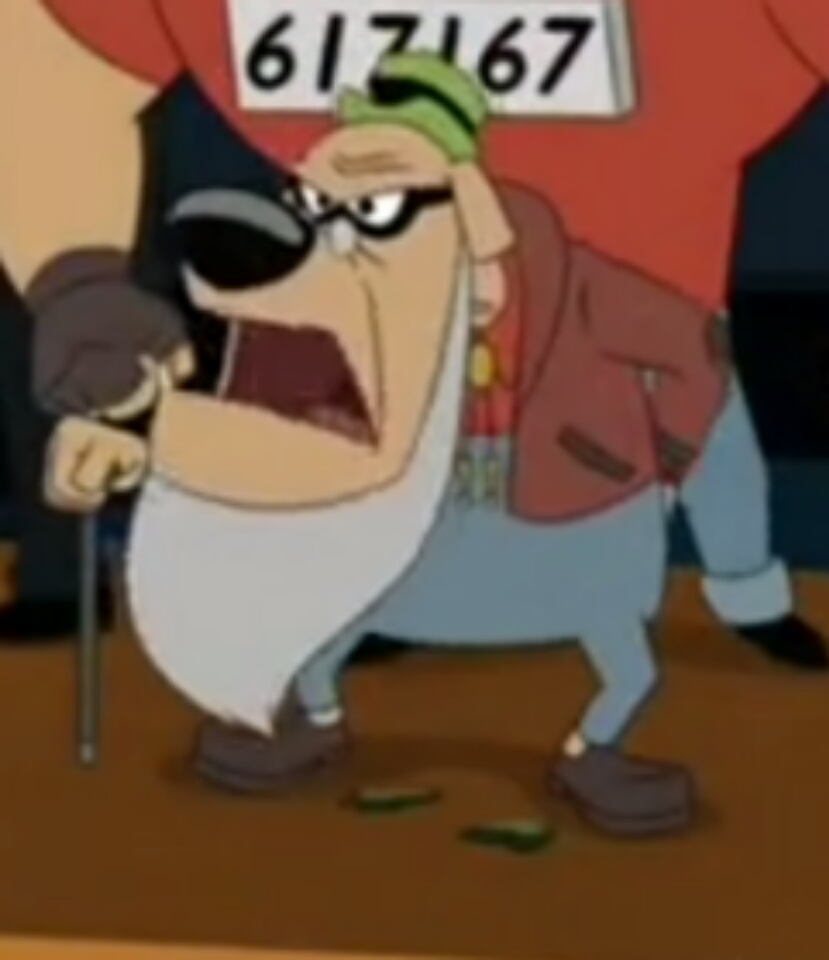 Grandpa Beagle