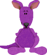 Purple Kangaroo