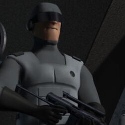 Syndrome's Security Guards