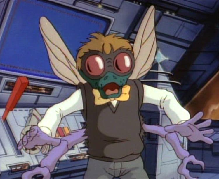 Baxter Stockman (TMNT 1987)