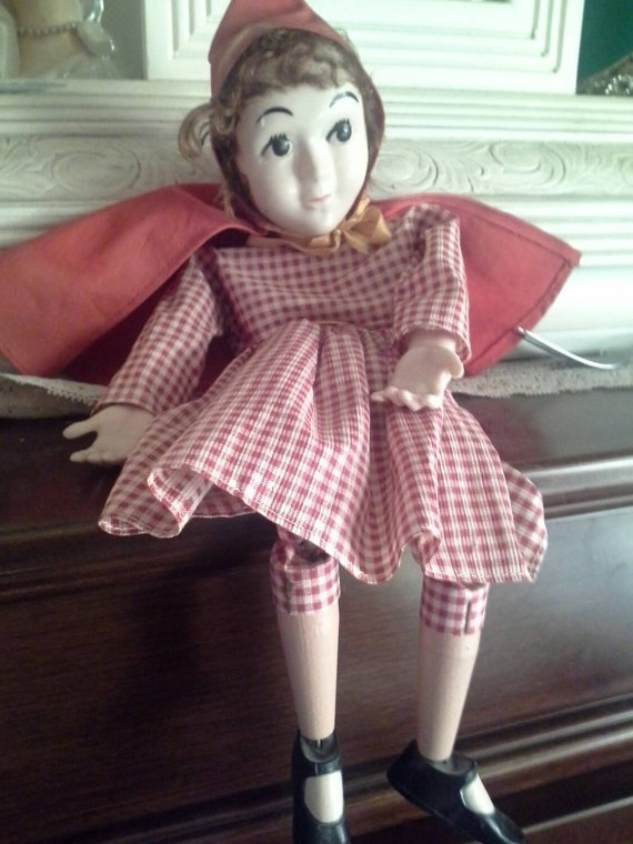 Little Red Riding Hood (Puppet Master)