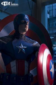 Marvel Cinematic Universe - Captain America 57