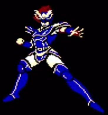 Ryuhi Transformed for Hiryuu no Ken II Dragon no Tsubasa