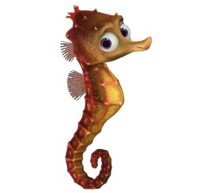 Sheldon the Seahorse