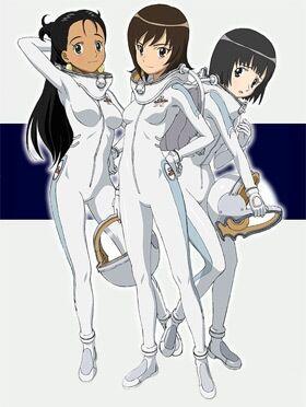 Yukari Morita and Matsuri and Akane Miura