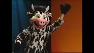 Barney and the Backyard Gang Cow