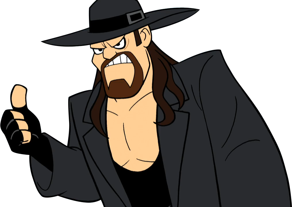 The Undertaker (The Flintstones and WWE: Stone Age Smackdown!)