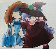 Diane and Rufia