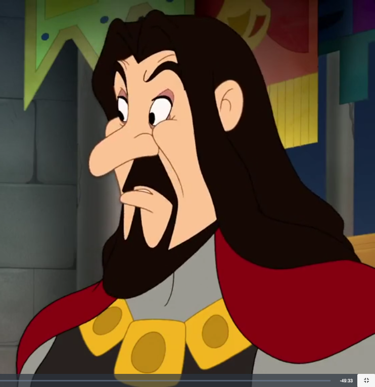 Sheriff of Nottingham (Tom and Jerry)