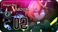Dragon Star Varnir Walkthrough Part 2 ((PS4)) English ~ No Commentary ~ Chapter 2