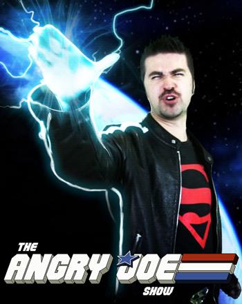 Angry Joe