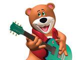 Vinko the Dancing Bear
