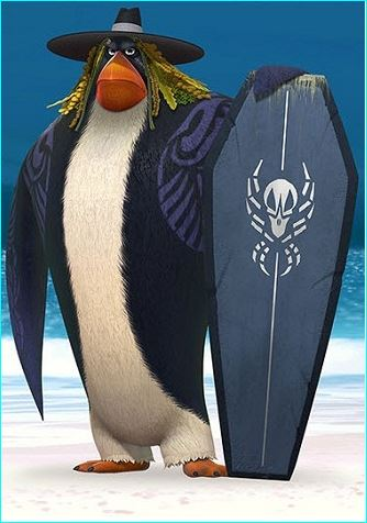 The Undertaker (Surf's Up 2: WaveMania)