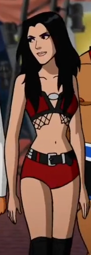 Paige (Scooby-Doo and WWE: Curse of the Speed Demon)
