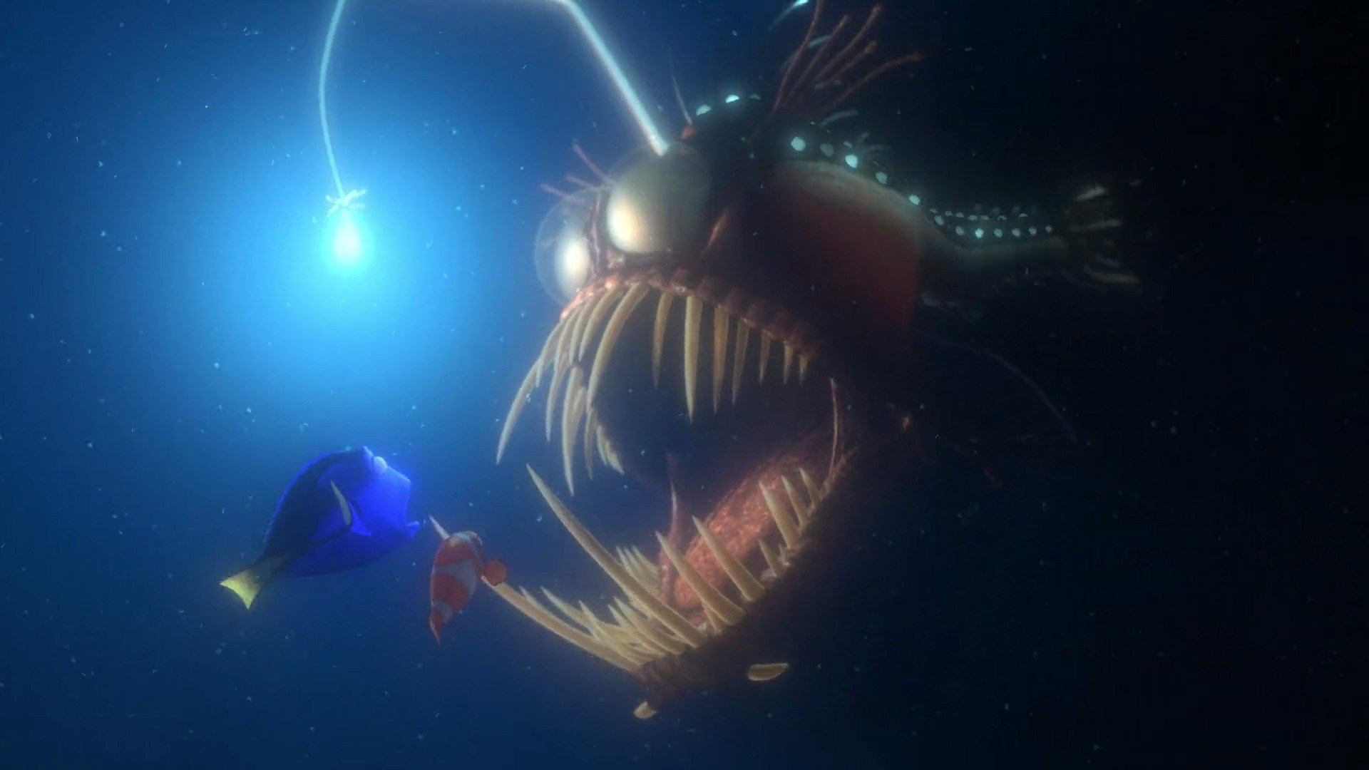 Anglerfish (Finding Nemo)