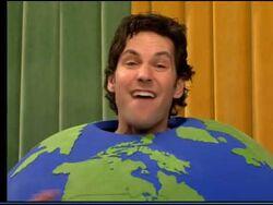 Sesame Street - Being Green - Elmo Abby Mr. Earth -9