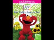 Elmo's World- Head, Shoulders, Knees And Toes (2015 DVD)