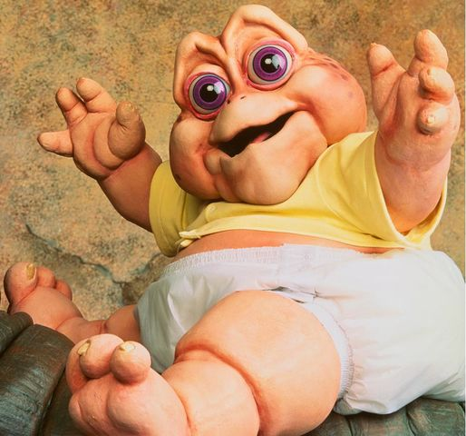 Baby Sinclair