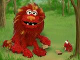 Elmo Lion