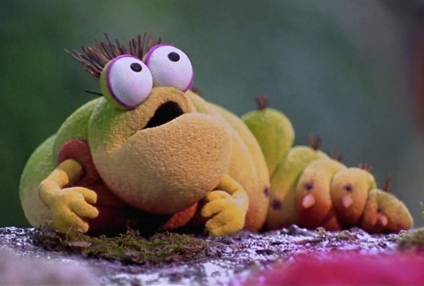 The Caterpillar (Elmo in Grouchland)