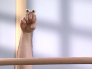 Oobi Grampu Noggin Nick Jr Hand Puppet TV Show Character 8