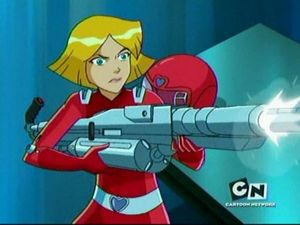 Clover (Totally Spies)
