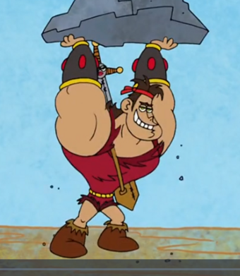 Dave the Barbarian Episode 21 Not a Monkey - Happy Glasses 11-15-2018 3-33-03 PM.png