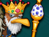 King Plumpfeather