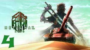 Metal Max Xeno Walkthrough Gameplay Part 4 - No Commentary (PS4 PRO)