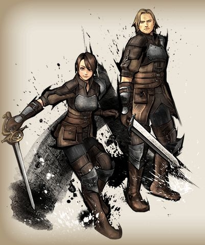 Protagonist (Valhalla Knights 3)