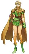 Lucia for Dungeons and Dragons- Chronicles of Mystara