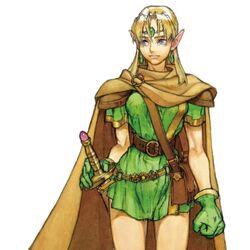 Lucia (Dungeons & Dragons: Chronicles of Mystara)