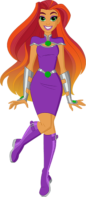 Starfire (DC Super Hero Girls)