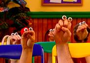Oobi Grampu Noggin Nick Jr Hand Puppet TV Show Character 12