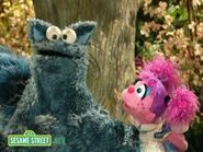 Sesame Street- The Cheshire Cookie