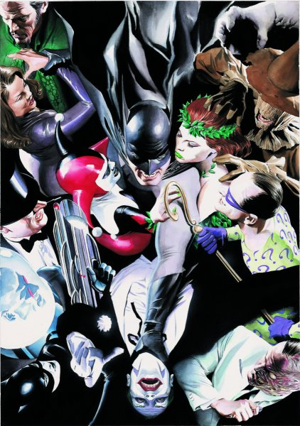 List of Batman villains