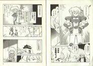 Aretha III Prologue Comic 3