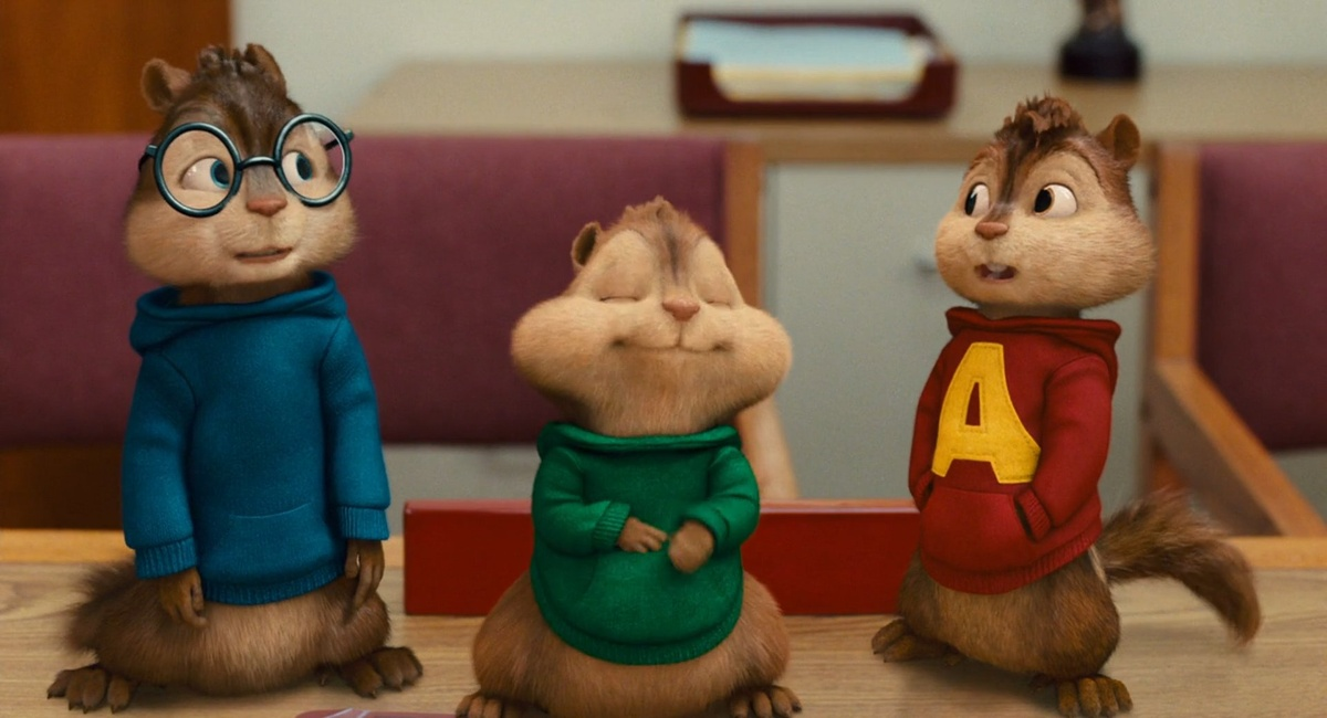 Alvin & the Chipmunks (Live-Action Movies)