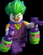 Joker lego batman movie