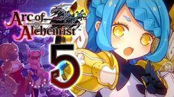 Arc of Alchemist Walkthrough Part 5 (PS4, Switch) English - ENDING