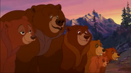Bears from Brother Bear 2