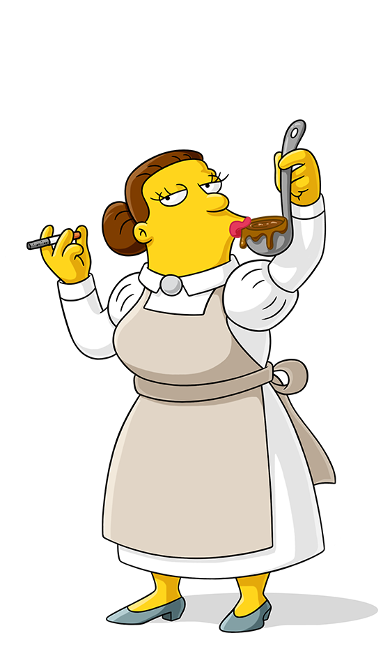 Lunchlady Doris