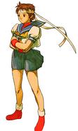 Sakura Kasugano (MvC2)
