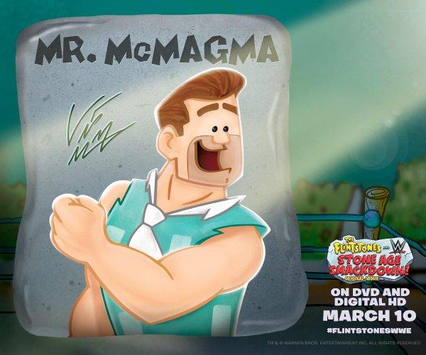 Mr. McMagma
