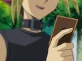 GXx001 Yugi holding Winged Kuriboh