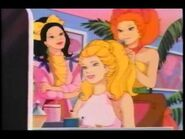 Dana and diva with barbie