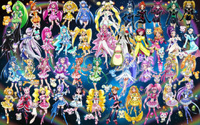 Pretty Cure characters.jpg