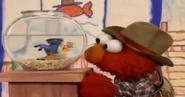 Elmo Hugs Dorothy